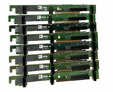 LOT 8X Dell PowerEdge 1U PE R610 server PCI 8X riser board C480N