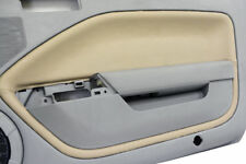 Ford Mustang Door Panel Cover Kit For 2005-2009- Synthetic Leather Beige