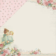 Kaiser Craft Peek A Boo 12 X  12 Inches Collection Double Sided Paper Infant