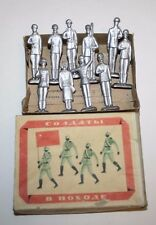 VINTAGE USSR IRON TIN SOLDIERS SOVIET ARMY WORLD WAR II COLLECTING