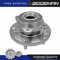 Front Wheel Hub & Bearing w/ ABS for 2009 2010 2011 2012 2013-2017 Dodge Journey