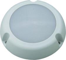 12 Volt LED Cabin Light Waterproof 64 Lumen 63mm Diameter Frosted Lens
