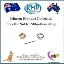 1 x New Johnson Evinrude Propeller Nut Kit 90hp-thru-300hp # R 398042