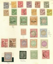 Antigua GV Collection on Album Page Cat£150