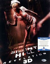 Kit Harington Silent Hill Revelation Signed Autographed 11x14 Photo BAS C10310
