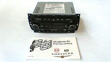 Original Fiat 6 CD MP3 -Wechsler K05064066AC, P05064066AC