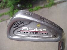 Tommy Armour 855s Silver Scot 4-Iron Golf Club Men's RH Pro Force 2 Graphite S