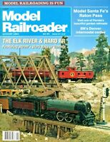 Model Railroader Magazine - August 1991