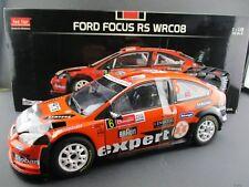 Ford Focus RS WRC08 Mexico 2010 Limitiert auf 989 Stück  Sun Star  1:18  OVP NEU