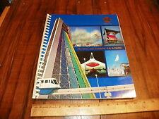 "MEMORIES OF EXPO 70 - JAPAN ""Progress And Harmony For Mankind"" Souvenir Album  ^"