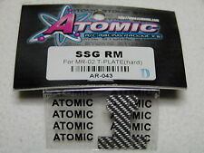 Atomic 1/28 RC - Kyosho Mini Z AR-043 - SSG T-Plate Hard for MR02 RM - New
