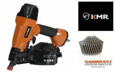 KMR 3551 AIR COIL NAILER WITH 1 BOX 45MM COIL NAILS