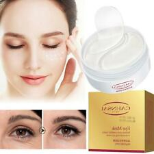 60Pcs Hydrogel Eye Patch Firming Eye Mask Collagen Gel 80g New