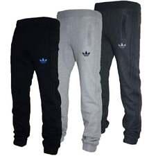 Adidas SPO Fleece Mens Tracksuit Jog Bottoms All Sizes in Various Colours