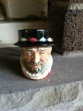 Vintage Royal Doulton Mini Toby Mug Beefeater Character