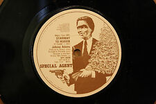 JOHNNY ADAMS Stairway To Heaven BABY I LOVE YOU N.O. Soul 45 SPECIAL AGENT 9004