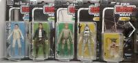 Star Wars Black Series ESB Empire Strikes Back 40th Anniversary Wave 1 In stock!