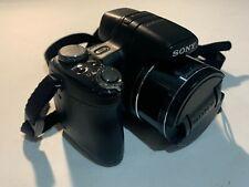Sony Cyber-shot DSC-HX1 9.1MP Digital Camera - Black Great Condition