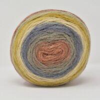 Sirdar Colourwheel DK Yarn Knitting 50g (Nature's Palette) Yarn Cake Wool