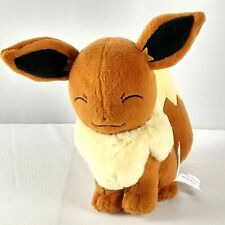 Nintendo Pokemon Eevee 8 Inch Fox Plush Stuffed Animal Toy Tomy2016