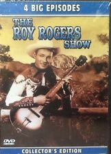 The Roy Rogers Show  - 4 Big Episodes DVD Collector's Edition FREE SHIPPING