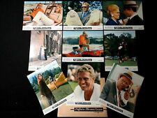 steve mcqueen L'AFFAIRE THOMAS CROWN  !  jeu B  photos cinema lobby card  1968