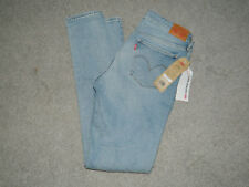 LEVIS 711 Jeans Skinny Jeans Femmes Taille 30/32 bleu stretch