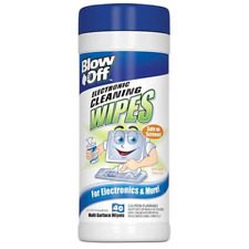 Blow Off 2091 Electronic Cleaning Wipes, 40 wipes