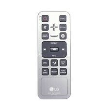 Original LG Control remoto para LAS750M musicflow Altavoz Inalámbrico HS7 Multi-Room