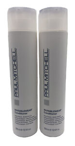 PAUL MITCHELL 'INVISIBLEWEAR CONDITIONER' 300ml ( SET OF 2 )