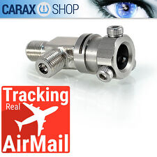 Valve adaptor external sensor TPMS universal Tire pressure monitoring system