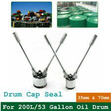 200L / 53 Oil Barrel Crimper Gallon Drum Cap Seal Barrel Crimping Tool 35mm&70mm