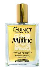 Guinot Huile Mirific Nourishing Dry Oil (Body & Hair) 100ml 3.3oz Fast P/P #uddu