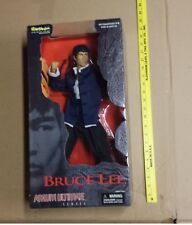 Art Asylum Bruce Lee Action Figure Mint in Box Free US Shipping