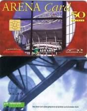 Arenakaart A004-03 50 gulden: Arena Binnenkant