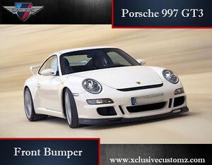 Porsche 997 GT3 Front Bumper