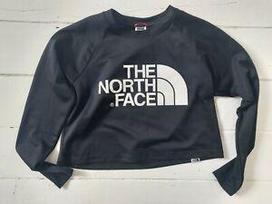 North Face Ladies Ling Sleeve Black Top