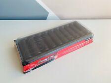 """*NEW* Snap On 10-pc 1/2"""" 6-Point Flank Drive® Deep Impact Socket Set 310SIMMYA"""