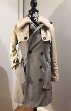 Cappotto donna In Lana Firmato ChatCWin Coat