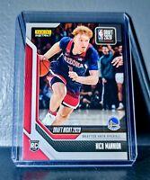 Nico Mannion 2020-21 Panini NBA Draft Night #21 Basketball Rookie Card 1 of 329