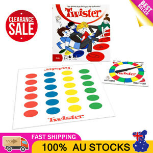 Classic Twister Board Game Winning Moves Games Outdoor Indoor Multiplayer Family