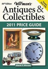 Warman's Antiques & Collectibles 2011 Price Guide (Warman's Antiques &-ExLibrary
