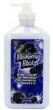Fiesta Sun Black Berry Blast All Day Moisturizer Tan Extender 16 oz