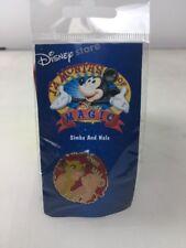 Disney 12 Months Of Magic Pins Lion king Sim a & Mala Pin NEW Original