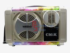 PDR ALTAVOZ SPEAKER RECARGABLE AMPLIFICADA MP3 USB MICRO SD MICRÓFONO GUITARRA