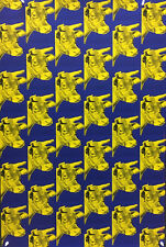 Andy Warhol - Cow Blue & Yellow, 1971 - 1996 - Poster