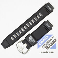 CASIO black rubber watch band for PRG-200, PRW-2000, 10332905