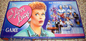 The I Love Lucy Board Game Replacement Parts & Pieces 1990 Talicor