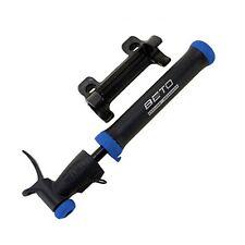 BETO 2 modo Plastica Bici Ciclo Bicicletta Presta Schrader camera d'aria Mini pompa