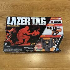 NEW Lazer Tag Single Blaster Battle Pack Connect iPhone or iPod Laser Gun F715K